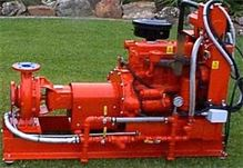 Complete new Sprinkler and Hydrant Diesel pump sets.