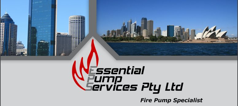 Essential Pump Services Pty Ltd - Fire Pump Specialist